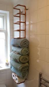 How To Make Storage In A Small Bathroom - best 25 bathroom towel storage ideas on pinterest shelves above