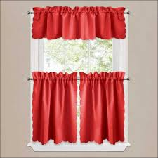 Drapes Black And White Kitchen Blue Curtains Kitchen Window Valances Blue And White
