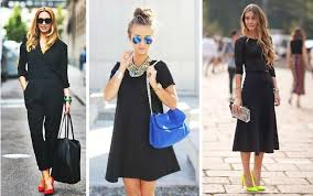 12 tricks that will help you to look like royalty in black