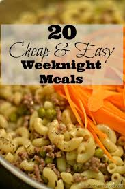 best 25 easy meal plans ideas on easy healthy meal