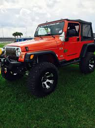 2005 wrangler tj 6 inch lift with 35 u0027s jeep pinterest