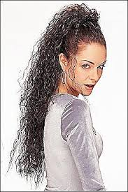 banana clip hair clip hairstyles curly hair fresh wing or banana b pony clip