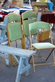 gold folding chairs foter