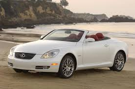 lexus coupe 2006 lexus sc reviews specs u0026 prices top speed