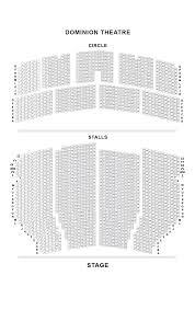 dominion theatre tickets an american in paris
