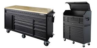 Rolling Tool Chest Work Bench The New Husky Tool Chest Rolling Cabinet U0026 Workbench Combos