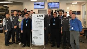 lexus service dealer openroad lexus port moody receives the lexus service management