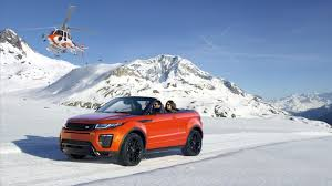 evoque land rover convertible range rover evoque convertible