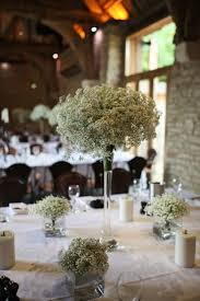 wedding flowers oxford gorgeous vase of gypsophila reunion