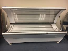 used 30 to 40 lamp beds tanning beds by wolff tanning