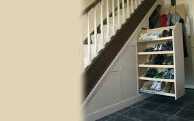 Shoe Home Decor Decor Ideas For Stair Stunning Stairs Shoe Storage On Home