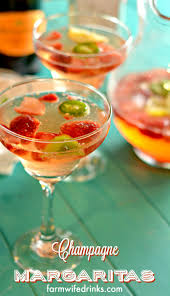 margarita recipes champagne margaritas the farmwife drinks