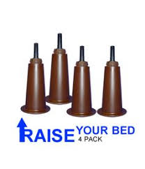 Bed Risers For Metal Frame 7 Sleeplikeabear Universal Bed Legs Or Bed Risers For Box