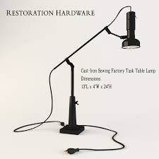 Restoration Hardware Pharmacy Lamp by Restoration Hardware Lighting Table Lamps Viyet Designer