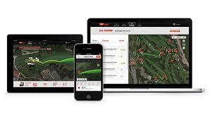 amazon black friday disc golf deals amazon com game golf digital shot tracking system red black