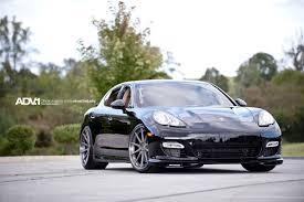 Porsche Panamera Black Rims - porsche panamera adv10 track spec sl wheels adv 1 wheels