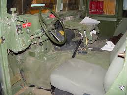 armored humvee interior armorama humvee conversion project