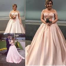elegant off shoulder quinceanera dresses blush pink satin ball