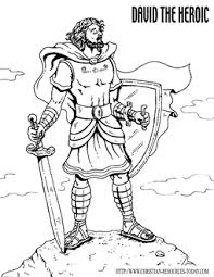 king david coloring page free coloring pages on art coloring pages