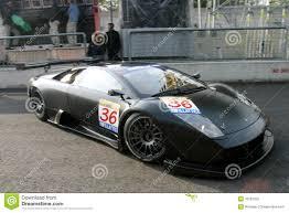 Voiture De Sport Lamborghini Murcielago Gt Image éditorial