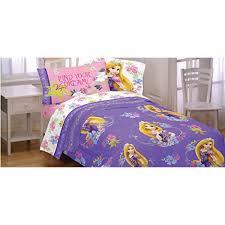 Tangled Bedding Set 4pc Disney Tangled Bedding Set Rapunzel Princess Style