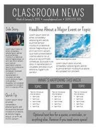 Template For Newsletter free newsletter templates downloads newsletter templates