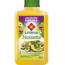 huile de noisette une huile noisette au goût unique et équilibré