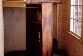 How To Make A Secret Bookcase Door 20 Of The Sneakiest Hidden Secret Doors List