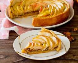 cuisine tarte aux pommes recette de tarte aux pommes et aux noix légère