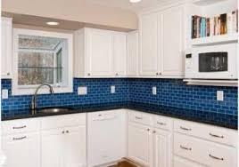 best kitchen backsplash blue tile backsplash kitchen inviting walker zanger suprt