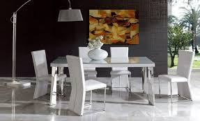 Modern Contemporary Dining Room Furniture Photo Of Goodly Dining - Modern contemporary dining room furniture