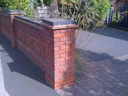 brick garden wall brick garden wall designs 2506 write teens