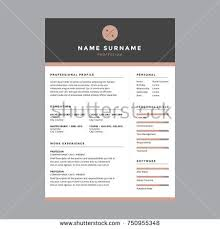 resume c cv stock images royalty free images vectors