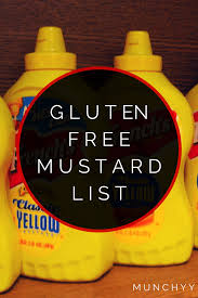 plochman s mustard gluten free mustard list the ultimate guide