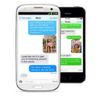 imessage for android message project attempts to bring imessage to android