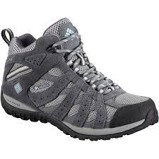 womens hiking boots columbia redmond mid waterproof hiking boot s