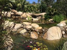 Water Rock Garden by Rock Placement Santa Barbara Garcia Rock And Water Design Blog