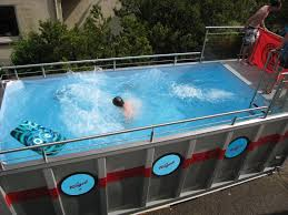 7 swimming pools you won u0027t believe are made from shipping