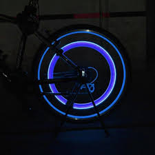 premium led lights for wheel valve caps cars bikes 4 lights set