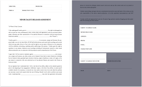 10 Vendor Agreement Templates Free The Complete Guide To Actor Release Forms Free Template