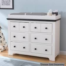 delta changing table dresser delta children providence changing table topper white babies r us