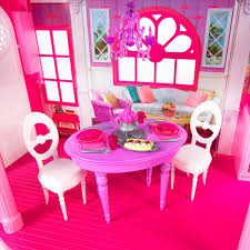 lets visit barbie 3 story dream townhouse cheap baby christmas