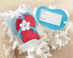 wedding gift surabaya name tag flip flop sandal souvenir wedding gift flipflop