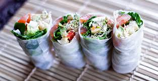where to buy rice paper wraps easy vegan cold rice paper rolls with chickpea tuna grilled