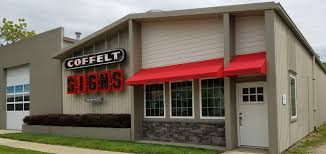 Awning Signs Coffelt Sign Company Inc Signs And Awnings Lighting Emporia Ks