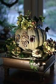 cinderella pumpkin carriage centerpiece large pumpkin carriage