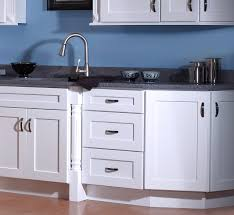 cool white shaker cabinet on kitchen cabinet door and white shaker