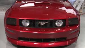 mustang headlight covers mustang smoked headlight covers 05 09 gt v6 review