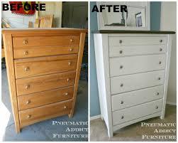 White Oak Furniture Pneumatic Addict Golden Oak Basset Dresser Make Over Sub Title