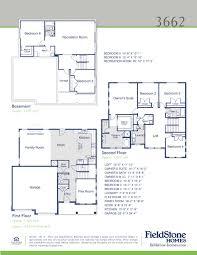 Western Homes Floor Plans by Naples Fieldstone Homes Utah Home Builder New Homes For Sale